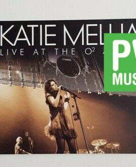 KATIE MELUA LIVE AT THE O2 ARENA CD