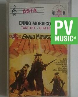 ENNIO MORRICONE  TAKE OFF - FILM HITS  audio cassette