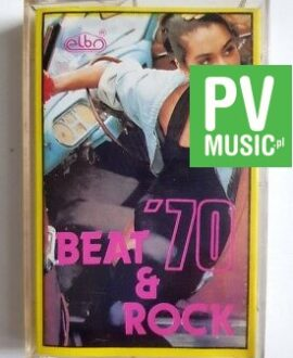 BEAT & ROCK '70 CAT STEVENS, URIAH HEEP... audio cassette