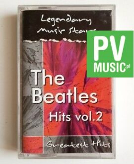 THE BEATLES GREATEST HITS vol.2 audio cassette