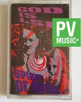 GOD IS LSD SPIRIT OF SUICIDE audio cassette