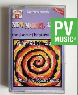 NEW MODEL ARMY THE LOVE HOPELESS CAUSES audio cassette