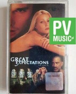 GREAT EXPECTATIONS THE ALBUM audio cassette