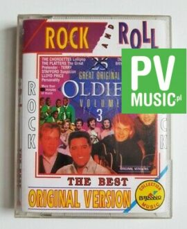 ROCK AND ROLL vol.3 THE PLATTERS, STAFFORD....2x audio cassettes