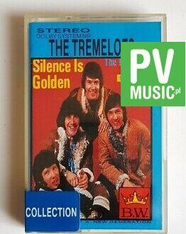THE TREMELOES SILENCE IS GOLDEN audio cassette