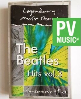 THE BEATLES GREATEST HITS vol.3 audio cassette