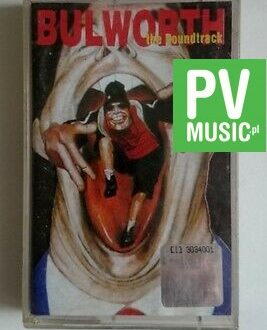BULWORTH THE SOUNDTRACK      audio cassette