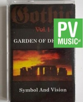 GARDEN OF DELIGHT SYMBOL AND VISION audio cassette