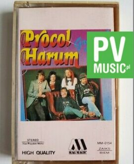 PROCOL HARUM GREATEST HITS audio cassette