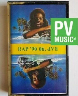 RAP 90' MANTRONIX, MR LEE.. audio cassette