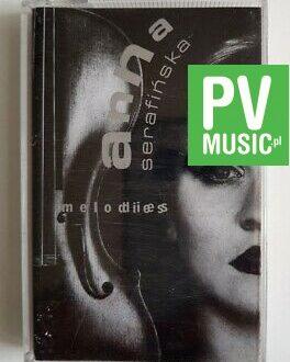 ANNA SERAFIŃSKA MELODIES audio cassette