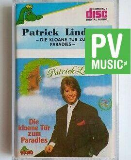 PATRICK LINDER DIE KLOANE TUR ZUM PARADIES audio cassette