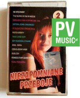 NIEZAPOMNIANE PRZEBOJE 2 OSIECKA, KRAJEWSKI.. audio cassette