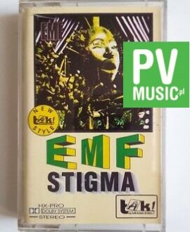 EMF STIGMA audio cassette