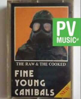 FINE YOUNG CANNIBALS THE RAW & THE COOKED audio cassette