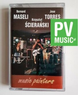 "MASELI, SCIERANSKI, TORRES ""MUSIC PAINTERS"" audio cassette"