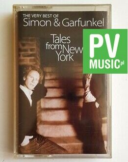 SIMON & GARFUNKEL TALES FROM NEW YORK 2xMC audio cassette