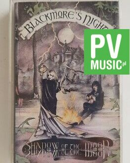 BLACKMORE'S NIGHT SHADOW OF THE MOON audio cassette