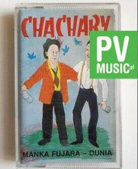 CHACHARY MAŃKA FUJARA - DUNIA audio cassette