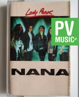 LADY PANK NANA audio cassette