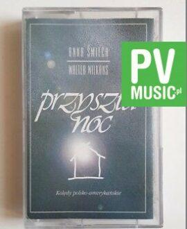 PRZYSZŁA NOC KOLĘDY POLSKO-AMERYKAŃSKIE audio cassette