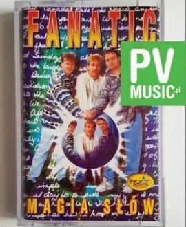 FANATIC MAGIA SŁÓW audio cassette
