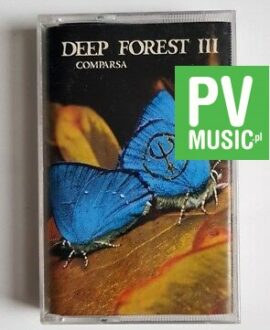 DEEP FOREST III COMPARSA audio cassette