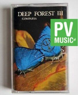 DEEP FOREST III COMPARSA audio cassette