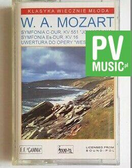 W.A. MOZART CLASSIC audio cassette