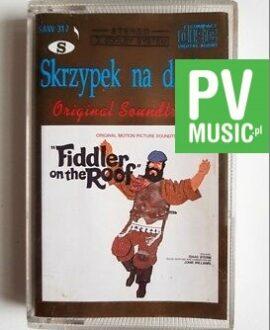 FIDDLER ON THE ROOF ORIGINAL SOUNDTRACK audio cassette
