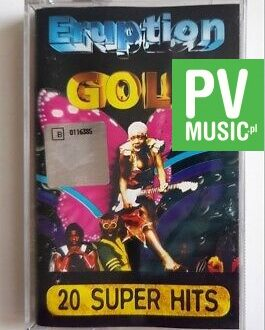 ERUPTION GOLD CRY TO ME, PARTY PARTY.. audio cassette