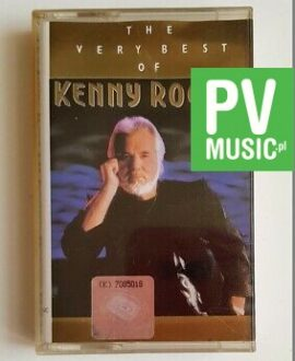 KENNY ROGERS THE VERY BEST OF audio cassette