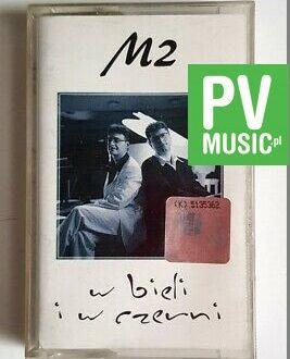 M2 W BIELI I W CZERNI audio cassette