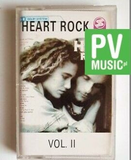HEART ROCK vol.II G.MOORE, R.MARX.. audio cassette