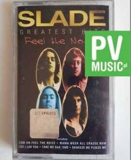 SLADE GREATEST HITS audio cassette