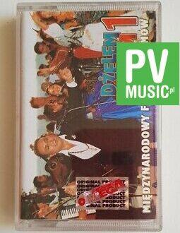 DŻELEM 1 FESTIWAL ROMÓW audio cassette