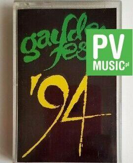 GAUDE FEST 94' PRZEBOJE audio cassette