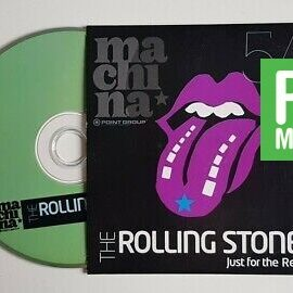 THE ROLLING STONES JUST FOR THE RECORD DVHD