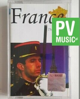 FRANCE THE MUSIC OF audio cassette