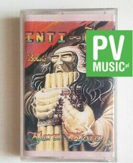 INTI-NAN KJARA KJARA audio cassette