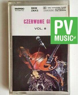 CZERWONE GITARY 5 TO WŁAŚNIE MY.. audio cassette