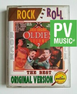 ROCK AND ROLL vol.2 THE DRIFTERS, PAT BONE..2x audio cassettes
