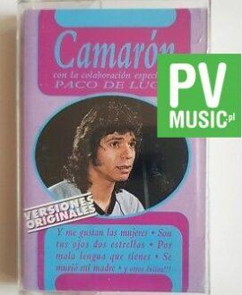CAMARON DE LA ISLA Y ME GUSTAN LAS MUJERES audio cassette
