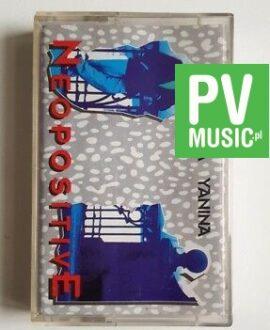 SOYKA, YANINA NEOPOSITIVE audio cassette