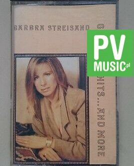 BARBARA STREISAND  GREATEST HITS... AND MORE   audio cassette
