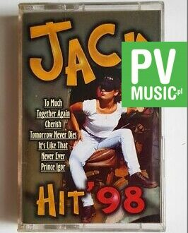 HIT '98 SPICE GIRLS, J.JACKSON.. audio cassette