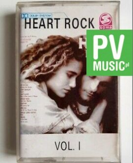HEART ROCK L.RICHIE, NAZARETH.. audio cassette