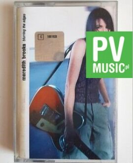 MEREDITH BROOKS BLURRING THE EDGES audio cassette