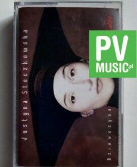 JUSTYNA STECZKOWSKA DZIEWCZYNA SZAMANA audio cassette