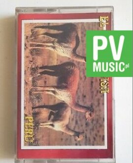 MUSIC FROM THE ANDES PERU audio cassette